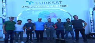 TURKSAT MODEL UYDU YARISMASI